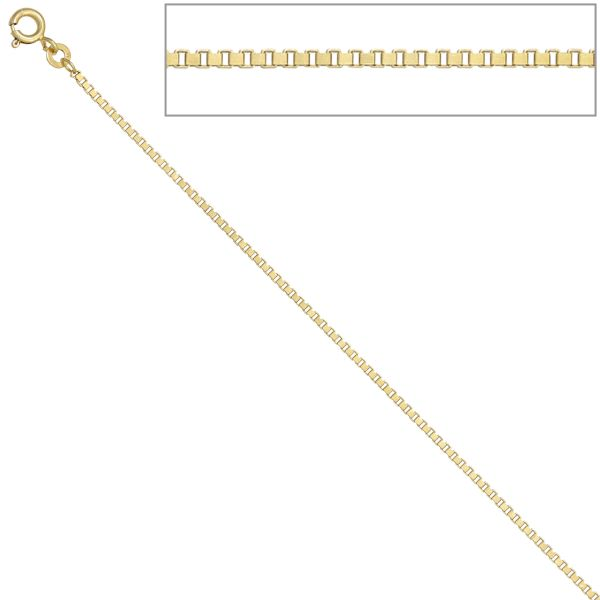 Venezianerkette 585 Gold 1,5mm 45cm