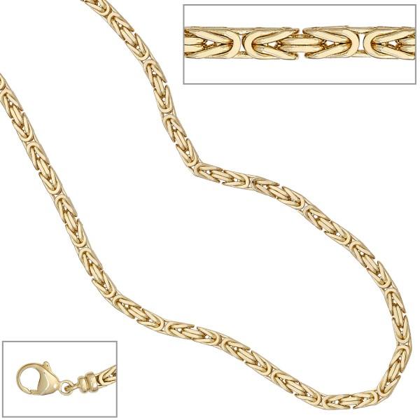 Königskette 333 Gold 3,2mm 42cm